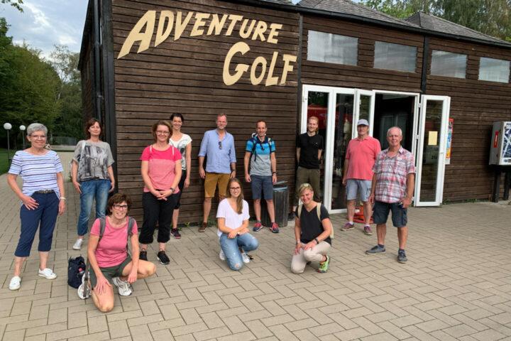 Adventure Golf am Möhnesee