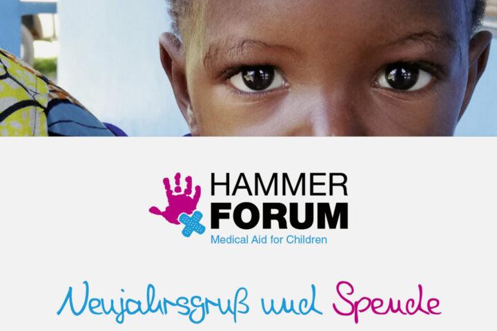 Spende an das Hammer Forum