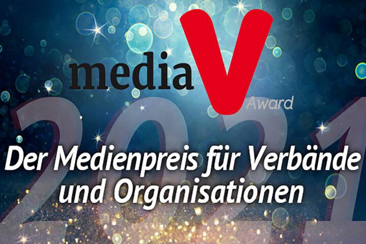 Media-V-Award 2021 - Wilke ist Sponsor